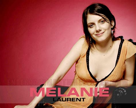 Melanie Laurent HD Wallpaper   High Quality Wallpapers