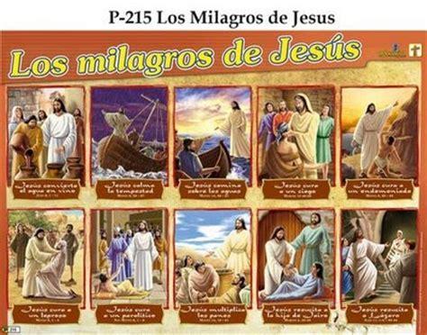 imagenes de jesus y sus milagros tema 3 los milagros de jes 250 s