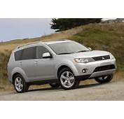2007 Mitsubishi Outlander Pictures/Photos Gallery