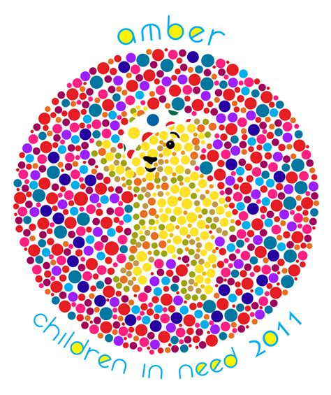toddler color blind test children in need