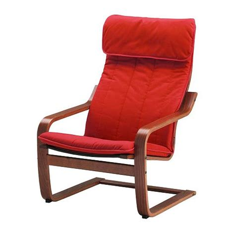 poang armchair ikea po 196 ng chair alme medium red medium brown ikea