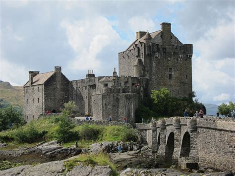 Records In Scotland Eilean Donan Castle Travel Images From Around The World