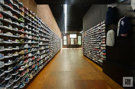 shoe stores nyc the 10 best sneaker stores in nyc complex