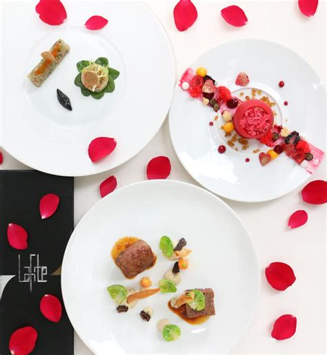 valentines meal s day 2017 dining promotions exquisite menus