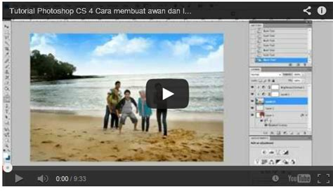 tutorial photoshop dasar bahasa indonesia awan tutorial photoshop bahasa indonesia