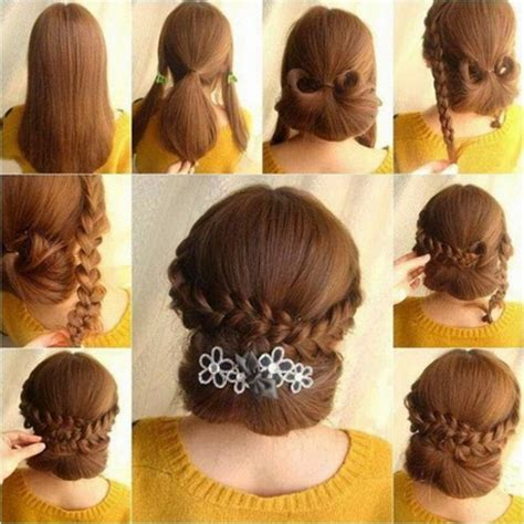 new hair style video dailymotion new hairstyles 2015 for girls easy