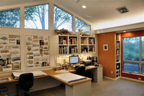 Home Studio Design Office | degroot studio contemporary home office austin by