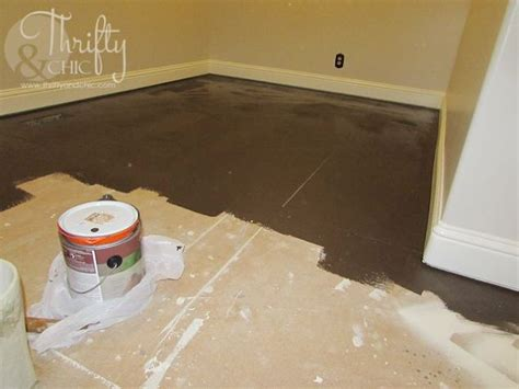 How To Paint Plywood Floors by Painted Plywood Sub Flooring Hometalk