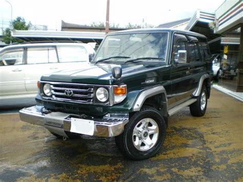 2000 Toyota Land Cruiser For Sale Toyota Land Cruiser Zx 2000 Used For Sale
