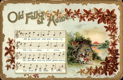folks at home songs lyrics