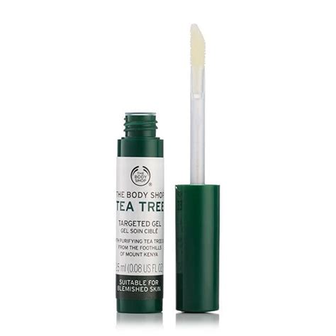Tea Tree Gel The Shop 2 5 ml