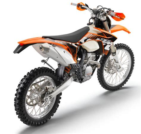 Ktm 250 Xcf W Horsepower 2012 Ktm Xc W Machines Dirt Bike Magazine