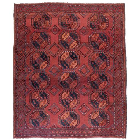 asian rugs antique turkmen carpet for sale at 1stdibs