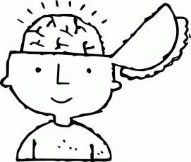 brain coloring page human brain coloring page az coloring pages
