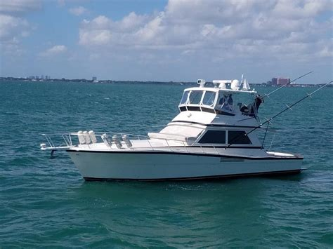 viking fishing boat prices 1989 used viking 48 convertible fishing boat for sale