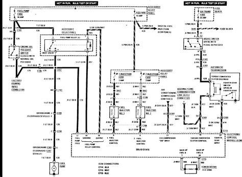 1985 Cadillac Eldorado 4 1 V8 Fuel Pump Is Not Working