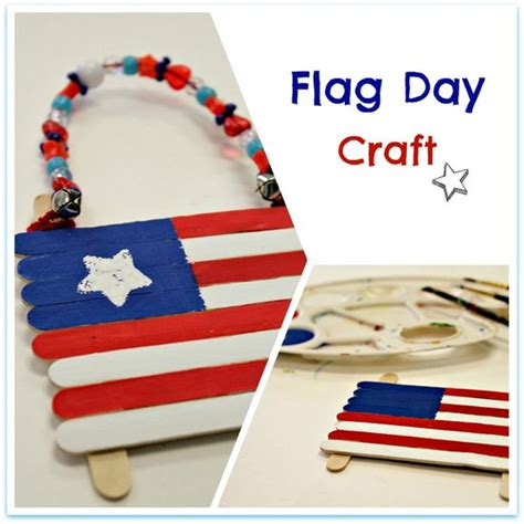 flag craft for flag day craft for pictures
