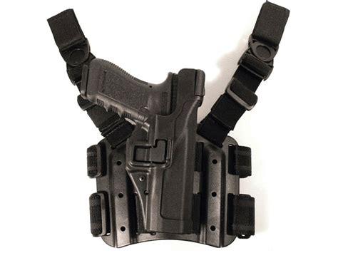 blackhawk tactical leg holster blackhawk serpa level 3 tactical thigh holster mpn
