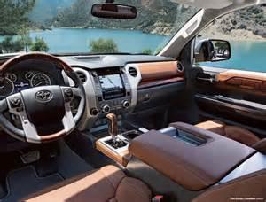 Toyota 1794 Interior by 2013 Vs 2014 Tundra Autos Post