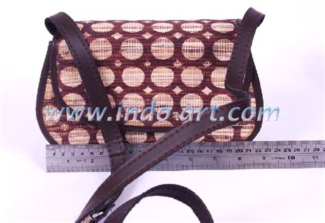 Slingbag Coklat Batik craft bags batik sling bag craft
