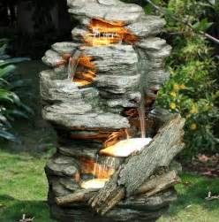 self contained garden water feature ideas home inspirations