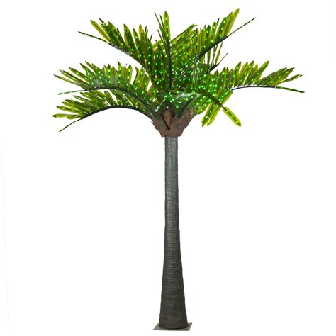 led palm trees for sale lighted palm trees 20 led palm tree green