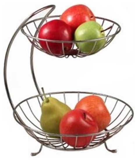 modern fruit basket furniture design iroonie com black wire open design 2 tier fruit server bowl modern