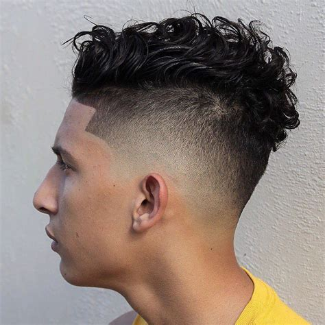 high top curly designs 45 top haircut styles for men