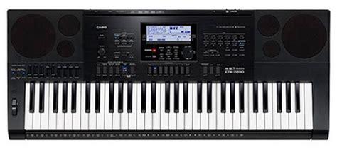 Keyboard Casio Ctk 7200 Terbaru casio ctk 7200 61 key synthesizer compass
