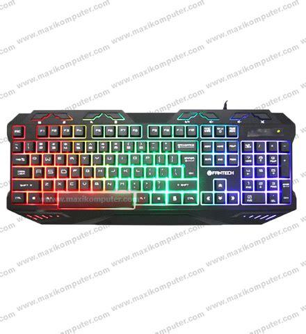 Fantech K11 Usb Gaming Keyboard keyboard gaming fantech k10
