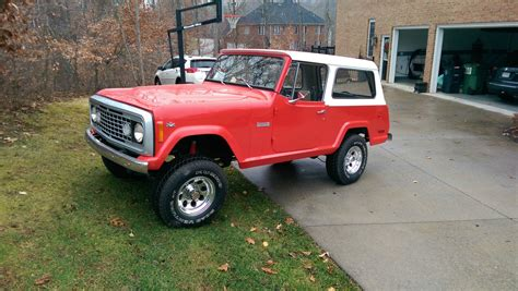 1973 jeep commando for sale 1973 jeep commando base 5 0l