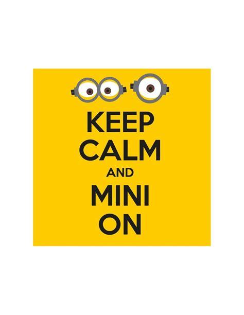 Keep Calm On keep calm and mini on t shirt