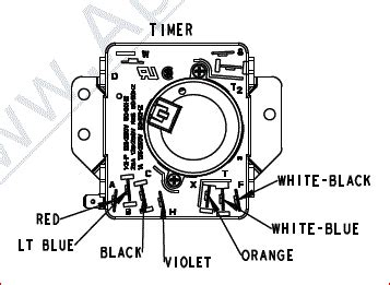 ge timer switch wiring diagram ge free engine image for
