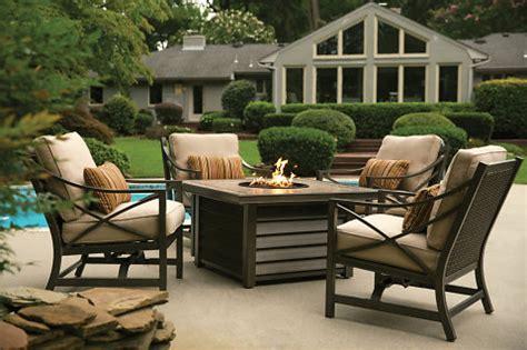California Patio Furniture by Davenport Firepit California Backyard Sacramento