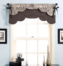 Valance Patterns To Sew Free B5369 Fast Amp Easy Reversible Valances Home Decorating