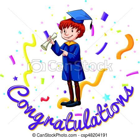 congratulation graduation card template congratulations card template with in graduation gown