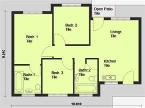 build a floor plan free free house plans designs sa