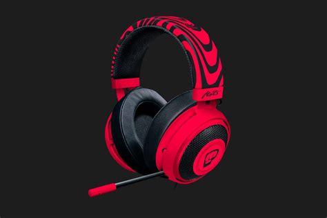 the pewdiepie headset razer kraken pro v2