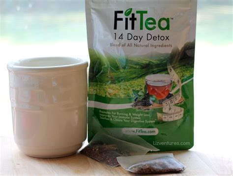Fit Tea 14 Day Detox Tea by Detox Archives Eat Move Make