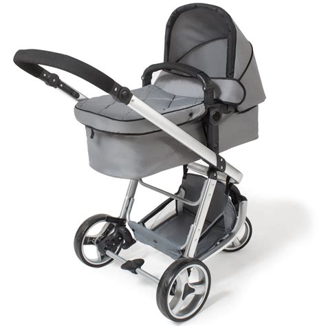 pram travel system 3 in 1 combi stroller buggy baby child