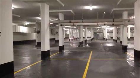 underground parking garage underground parking garage pressure washing youtube