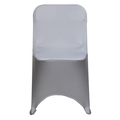 Chair Covers For Folding Chairs by Spandex Folding Chair Cover Ebay