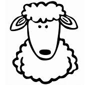 Pics Photos  Pages Sheep Coloring Sheets