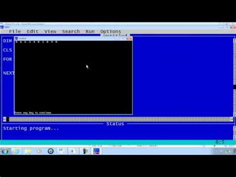 download qbasic software full version full download qb64 tutorial qbasic for windows 8 windows