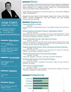 resume brochure 2017