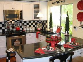 kitchen accents ideas decorating themed ideas for kitchens afreakatheart