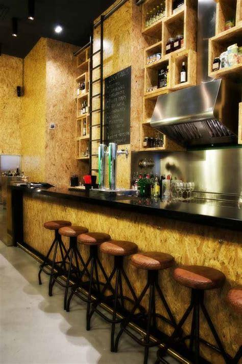 imagenes de restaurantes retro muebles vintage en proyecto decoracion restaurante vi cool