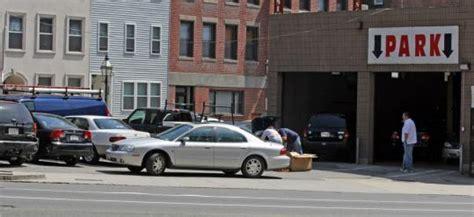 End Boston Parking Garage by Boston Parking Limits Ignored The Boston Globe