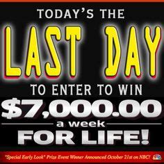 Pch Com Win 10000000 A Week For Life - pch 10000 week for life new gwy 4900 pch com 10 000 a week for life sweepstakes