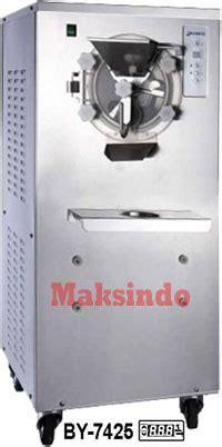 Mesin Gelato spesifikasi dan harga mesin maksindo toko